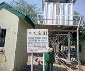 Water Project in Jakusko
